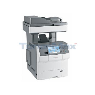 Lexmark X-738de